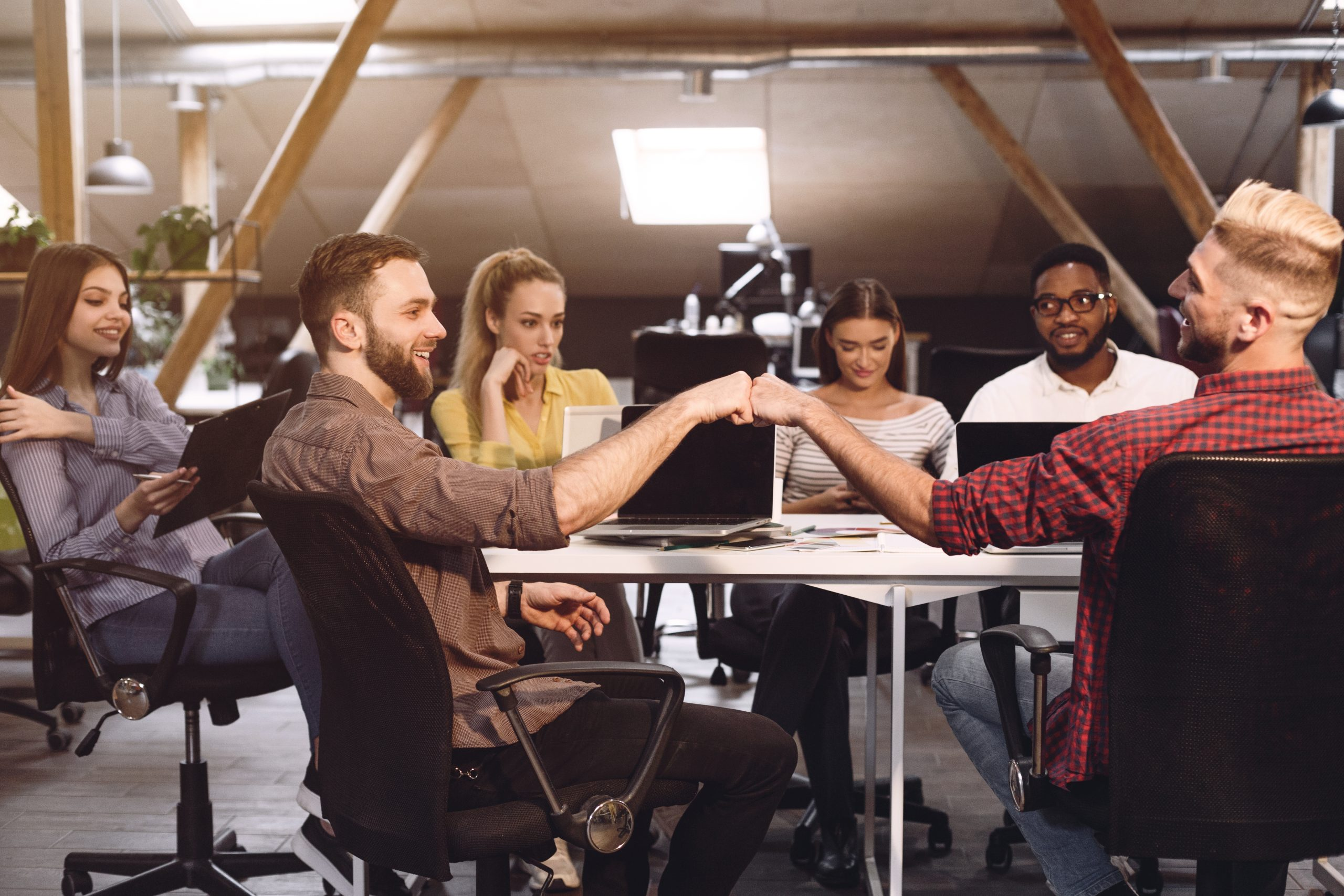 Motivated workplace culture